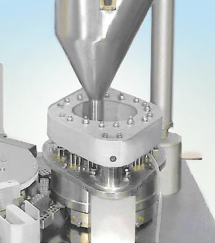 GKF 1500 powder station